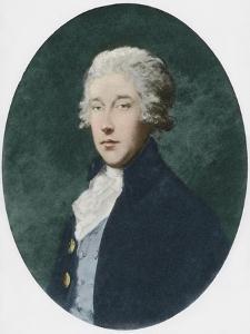 Richard Brinsley Sheridan by Thomas Gainsborough