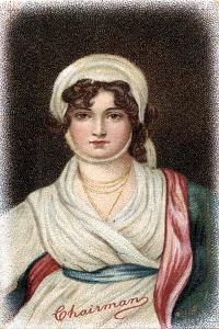 Sarah Siddons, 18th Century English Tragic Actress by Thomas Gainsborough