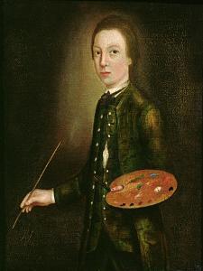 Self Portrait as a Boy, C.1739 by Thomas Gainsborough