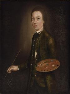 Self Portrait, C.1739-40 by Thomas Gainsborough