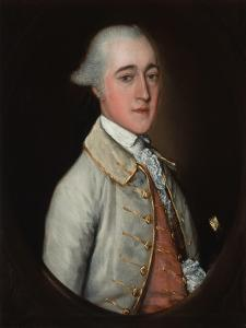 Sir John Durbin, C.1760 by Thomas Gainsborough