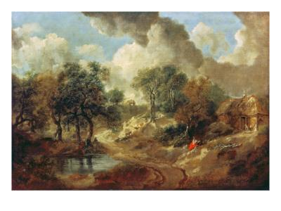 Suffolk Landscape, 1748