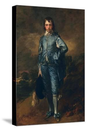 The Blue Boy, C.1770