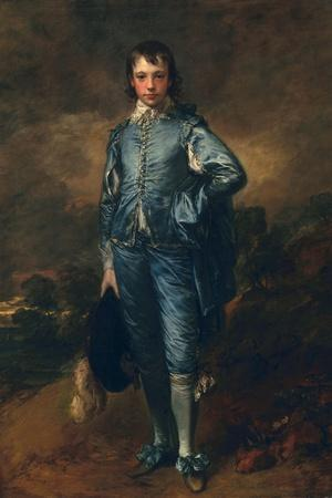 The Blue Boy, C.1770