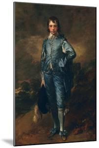 The Blue Boy, C.1770 by Thomas Gainsborough