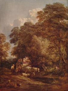 'The Market Cart', 1786, (c1915) by Thomas Gainsborough