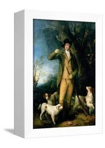 Thomas William Coke (1752-1842) 1st Earl of Leicester (Of the Second Creation) by Thomas Gainsborough