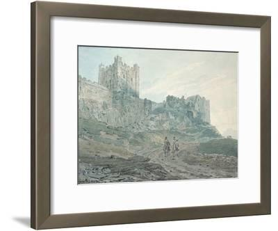 Bamburgh Castle, Northumberland, 18th Century