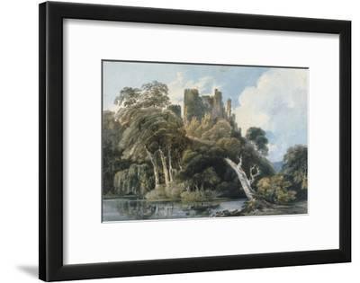 Berry Pomeroy Castle, Devon, c.1797