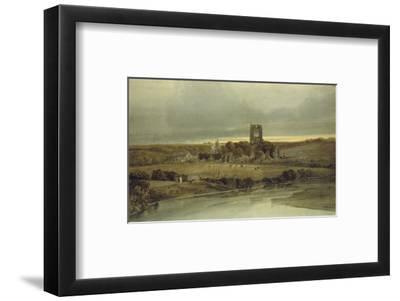 Kirkstall Abbey, Yorkshire, 18th Century