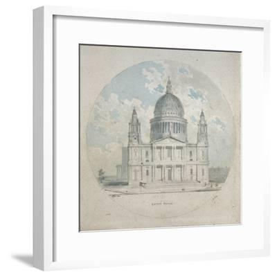 St Paul's Cathedral, C.1790
