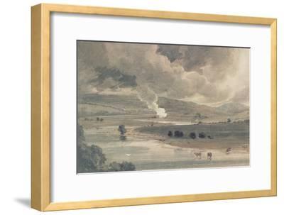 The River Wharfe, 1801