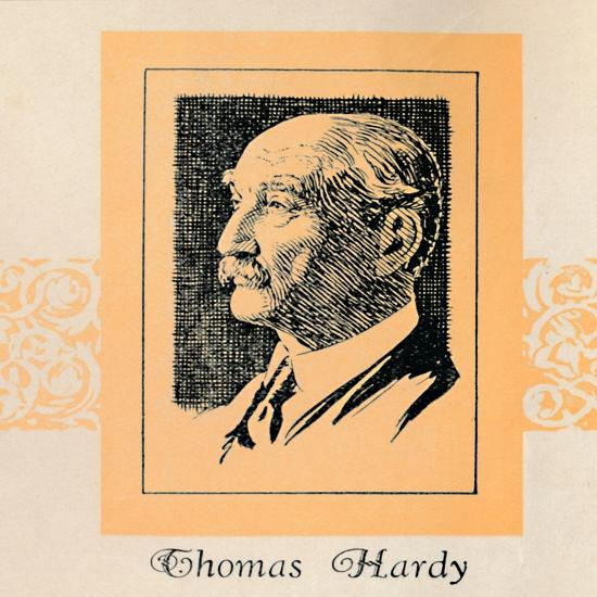 'Thomas Hardy', (1929)-Unknown-Giclee Print