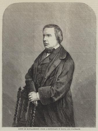 Count De Montalembert