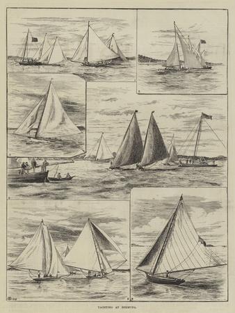Yachting at Bermuda