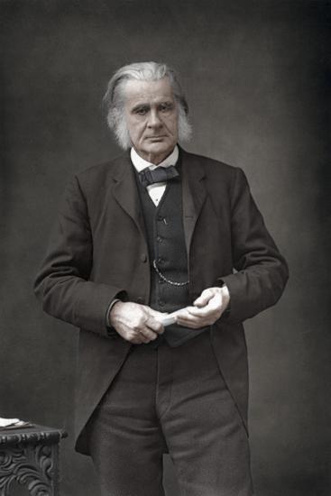 Thomas Henry Huxley (1825-189), English Biologist, 1890-W&d Downey-Photographic Print