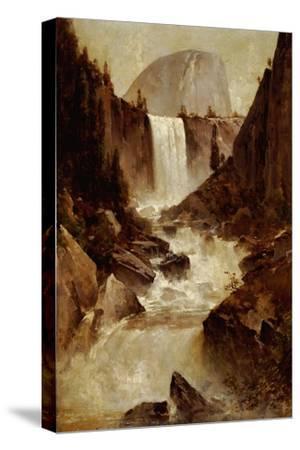 Vernal Falls, Yosemite, 1889