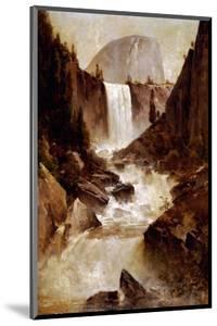 Vernal Falls, Yosemite, 1889 by Thomas Hill