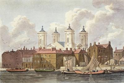 St. Johns Church Westminster, 1815