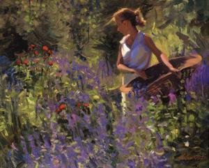 Cutting Garden by Thomas J. Larson