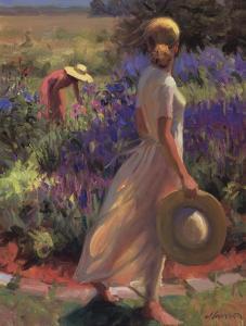 Garden Breeze by Thomas J. Larson