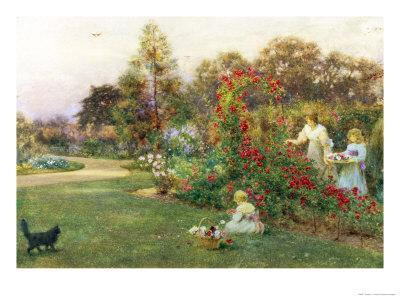 In the Artist's Garden, Yapton, Sussex