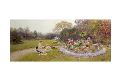 The Rose Garden, 1903