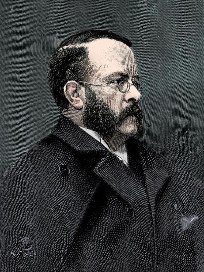 Thomas John Barnardo (1845-1905), Irish-born philanthropist and physician, 1893-Unknown-Giclee Print