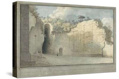 The Grotto at Posillipo, C.1782
