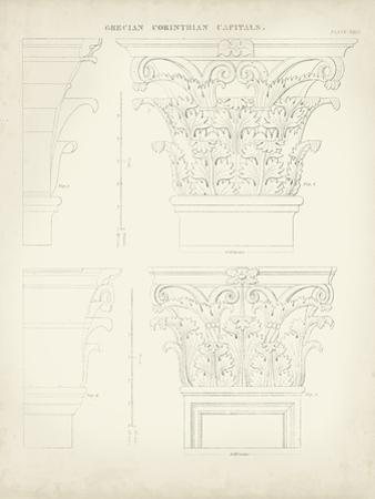 Greek and Roman Architecture III by Thomas Kelly