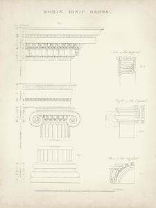 Greek and Roman Architecture V by Thomas Kelly