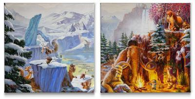 Ice Age (Set of 2)