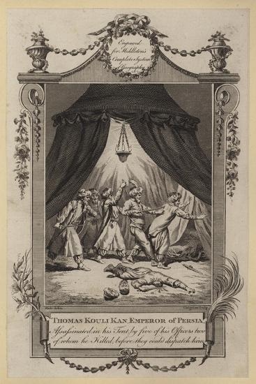 Thomas Kouli Kan--Giclee Print