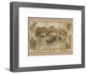 Canalidi Venezia by Thomas L^ Cathey
