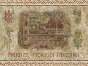 Firenze, Fiore de Toscana by Thomas L^ Cathey