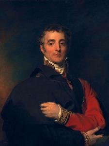 Arthur Wellesley, Duke of Wellington by Thomas Lawrence