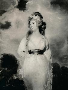 'Lady Amelia Anne Hobart, Vicountess Castlereagh, Marchioness of Londonderry', c1800, (1 by Thomas Lawrence