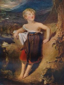 'Lady Georgiana Fane', 1806, (1911) by Thomas Lawrence