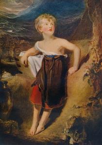 'Lady Georgiana Fane', c1806 by Thomas Lawrence