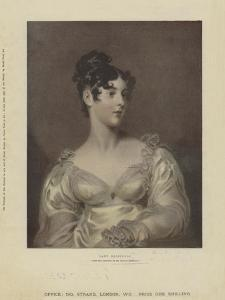 Lady Grosvenor by Thomas Lawrence