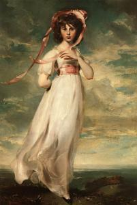 Pinkie by Thomas Lawrence
