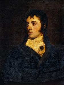 Portrait of a Gentleman, probably the Hon. William Lamb, 2nd Viscount Melbourne (1779-1848) by Thomas Lawrence