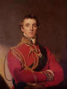 Portrait of Arthur Wellesley by Thomas Lawrence