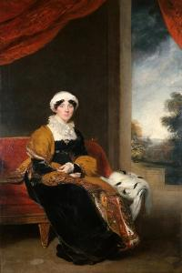 Portrait of Eleanor, Lady Wigram, 1815-16 by Thomas Lawrence