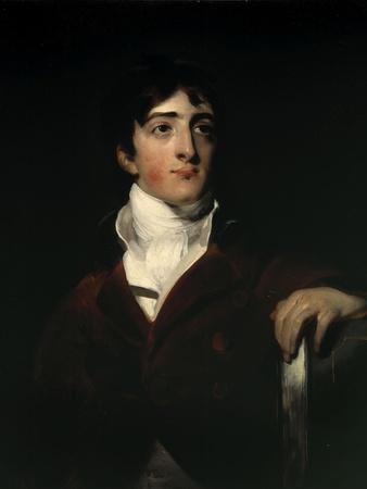 Portrait of Robert Brooke
