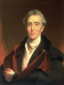 Portrait of the Duke of Wellington by Thomas Lawrence