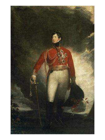 Portrait of the Prince Regent, later George IV