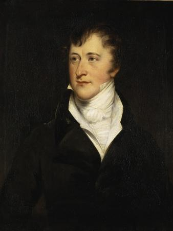 Portrait of William Spencer Cavendish, 6th Duke of Devonshire, 1820-29