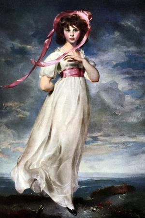 Sarah Barrett Moulin (Pinkie), 1794