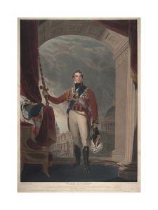 The Duke of Wellington, 1818 by Thomas Lawrence